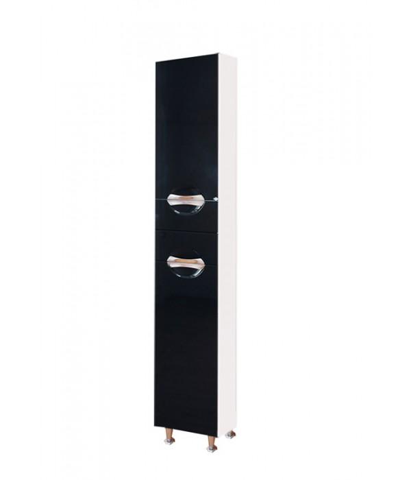 Шкаф-пенал 35 15.10 М черный L