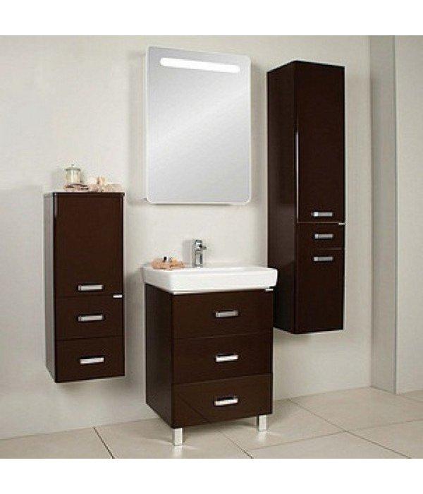 Комплект мебели Акватон Америна М 60 темно-коричневая