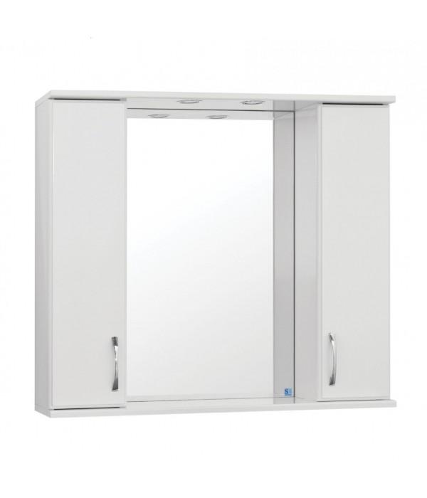 Зеркало-шкаф Style Line Эко Стандарт Панда 100