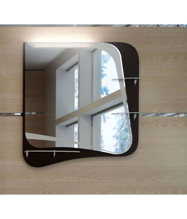 Зеркало Velvex Iva 65, венге