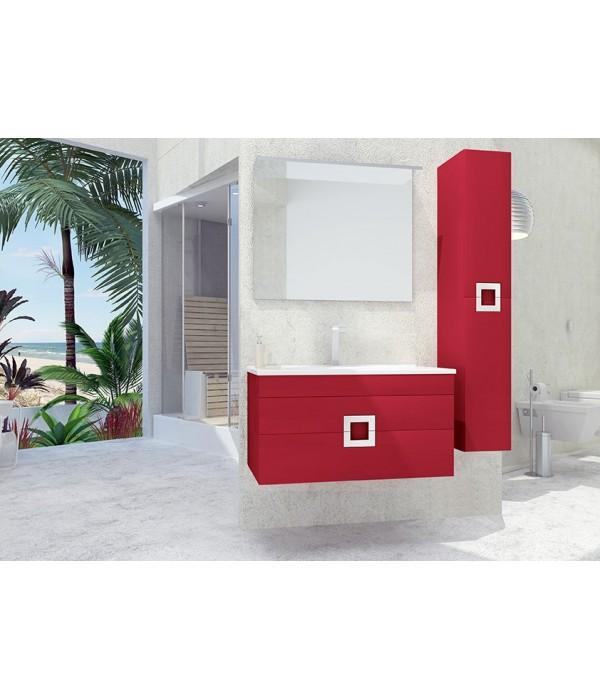 Комплект мебели SanVit Квадро 100 LUX NEW