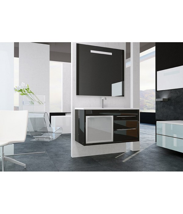 Комплект мебели SanVit Новелла LUX 120 подвесной