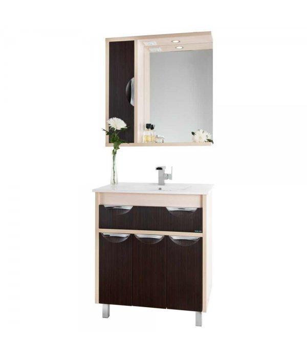 Комплект мебели 75 1.9, дуб/венге
