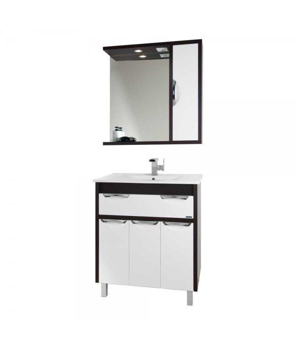 Комплект мебели 75 1.9, белый/венге