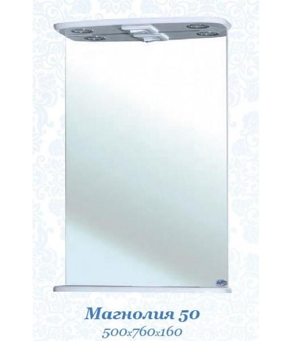 Зеркало Bellezza Магнолия 50
