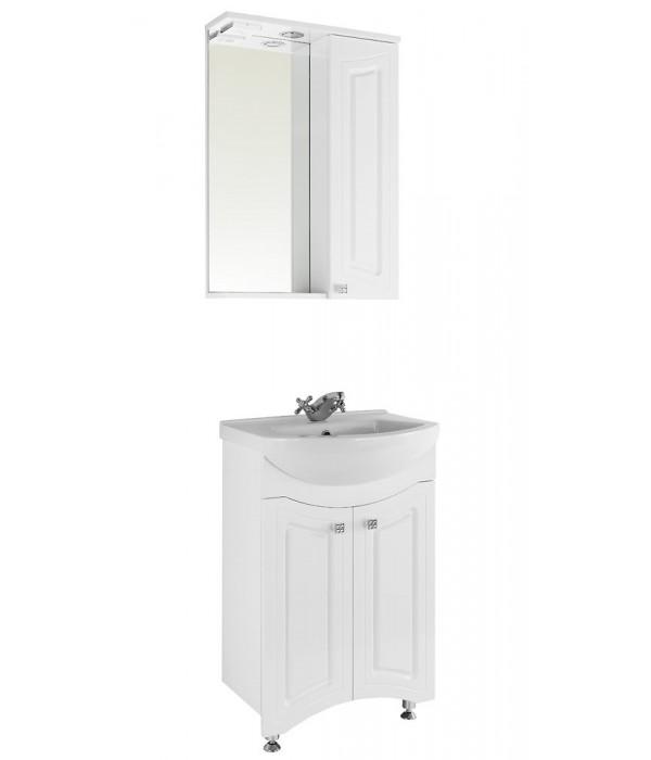 Комплект мебели 55 1.36, белый