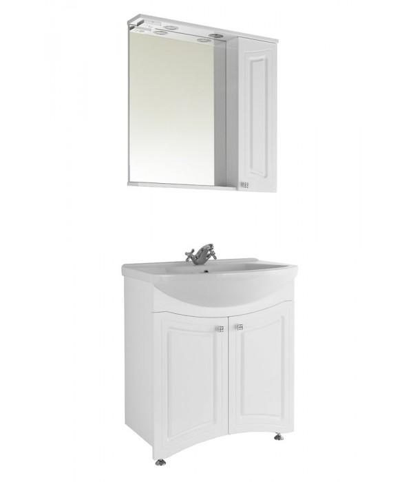 Комплект мебели 65 1.36, белый