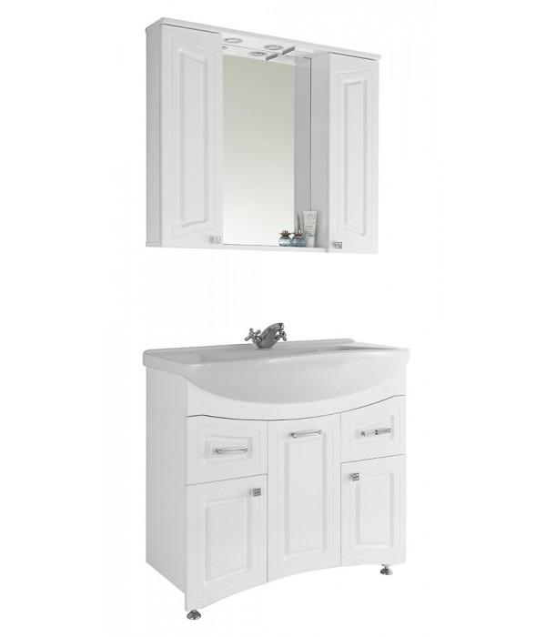 Комплект мебели 90 1.36, белый