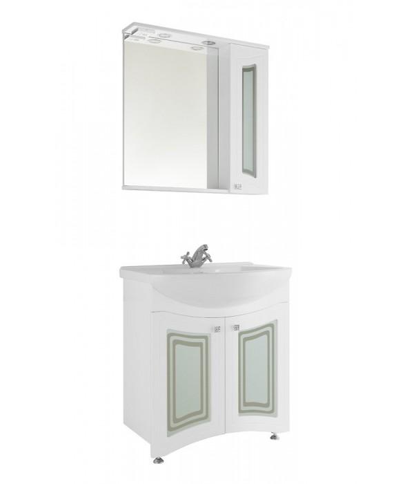 Комплект мебели 75 1.36.2, белый