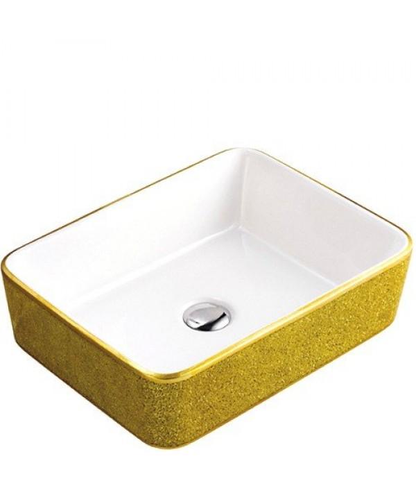 Раковина для ванной декор Melana MLN-A022-S02