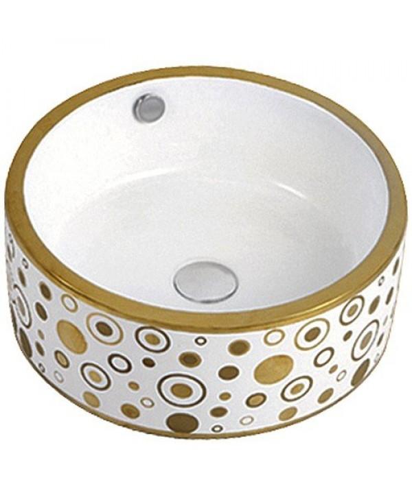 Раковина для ванной декор Melana MLN-A028-D