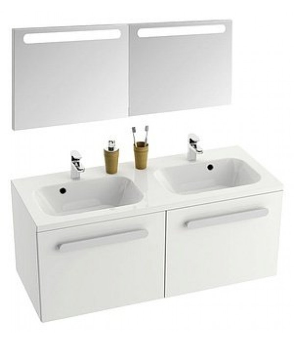 Комплект мебели Ravak Chrome 120 белая