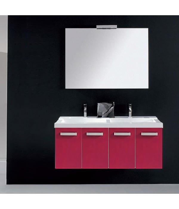 Комплект мебели Eurolegno Dado 120, красный