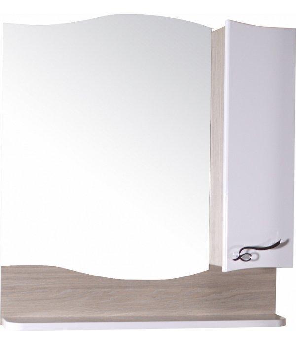 Зеркало-шкаф ASB-Mebel Терни 75