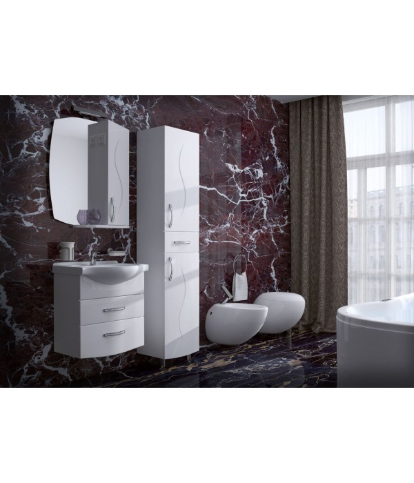 Комплект мебели ASB-Mebel Грета 60 подвесная