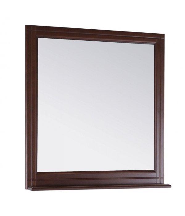 Зеркало ASB-Woodline Берта 85 массив ясеня