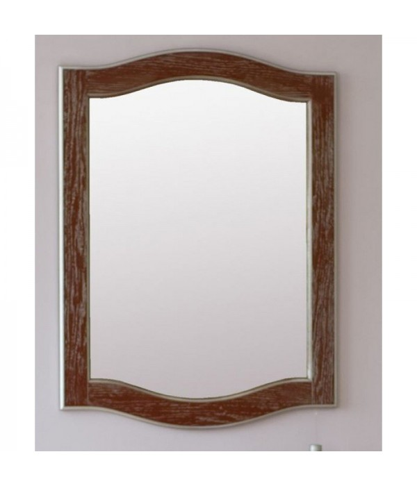 Зеркало Аллигатор Ван 56E, коричневый