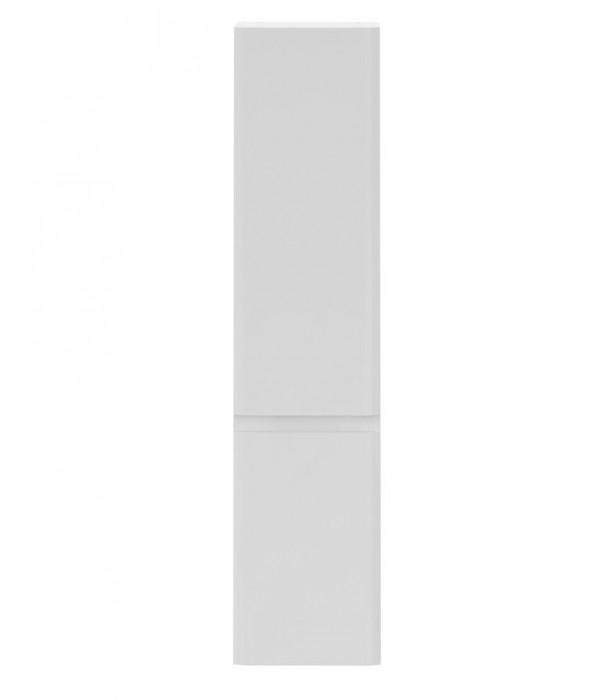 Пенал Am.Pm Bliss D 34 с бельевой корзиной белый глянец