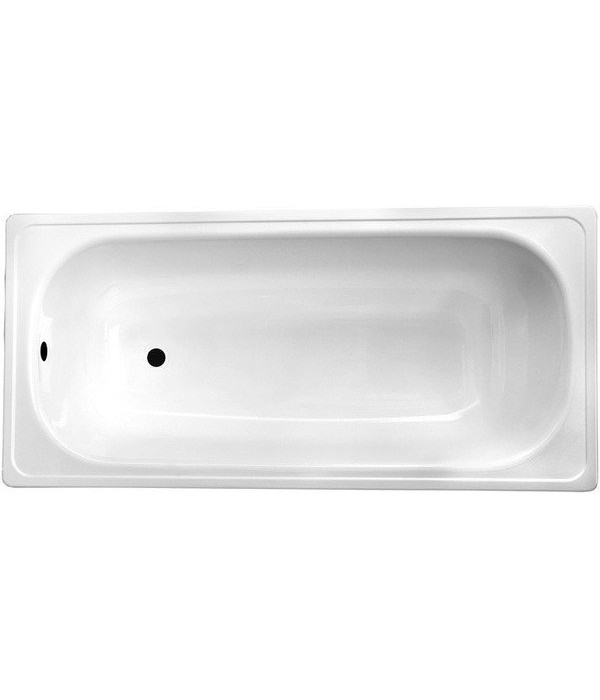 ANTIKA Ванна стальная 170x70x40 с опорной подставкой