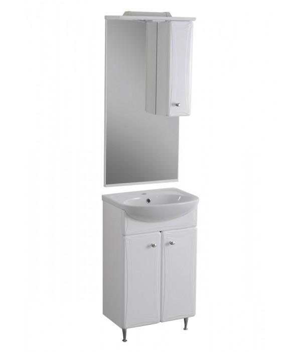 Комплект мебели для ванной комнаты Aqualife Design Котка 50