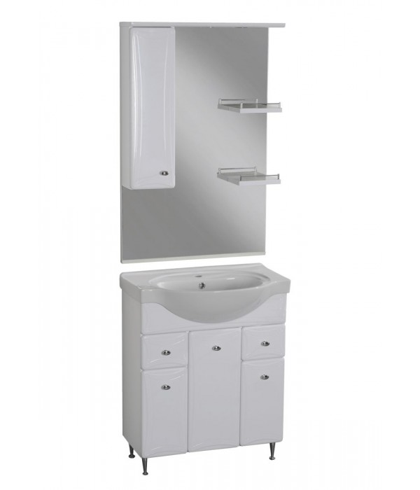 Комплект мебели для ванной комнаты Aqualife Design Котка 70