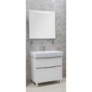 Комплект мебели для ванной комнаты Акватон Дакота 80