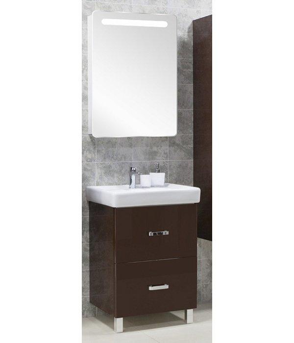 Комплект мебели Акватон Америна Н 60 темно-коричневая