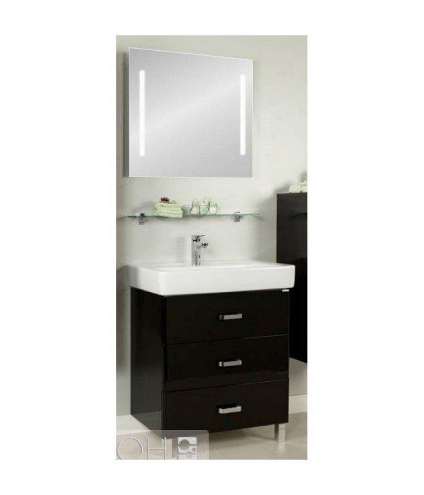 Комплект мебели Акватон Америна 80 М черная