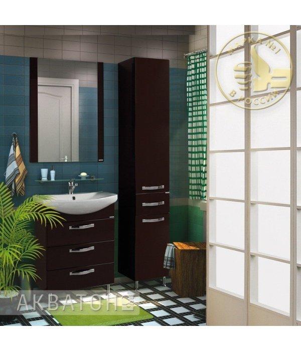 Комплект мебели Акватон Ария Н 65 темно-коричневая