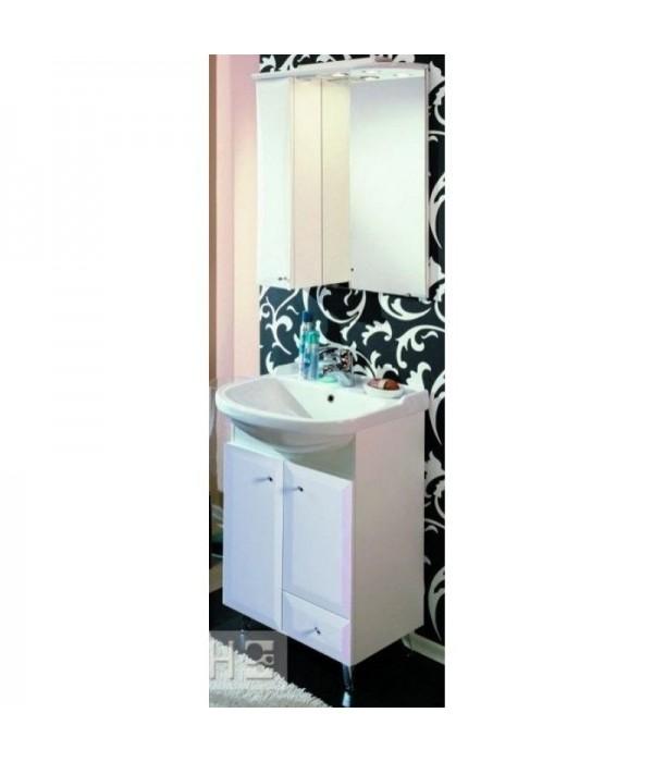 Комплект мебели Акватон Джимми 57 с ящиком