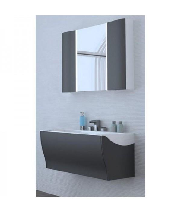 Комплект мебели Акватон Ондина 100 графит