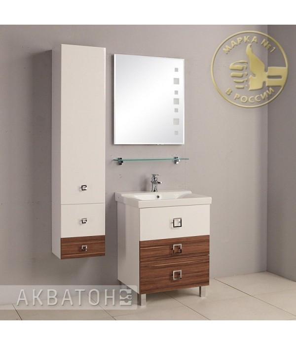 Комплект мебели Акватон Стамбул 65 М эбони темный