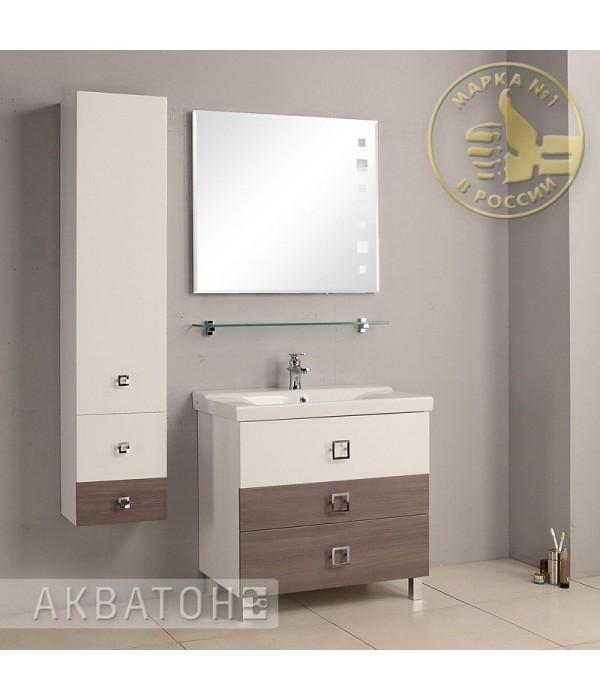 Комплект мебели Акватон Стамбул 85 М лиственница