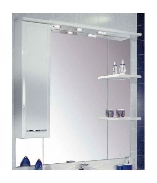 Зеркальный шкаф Акватон Эмили 105