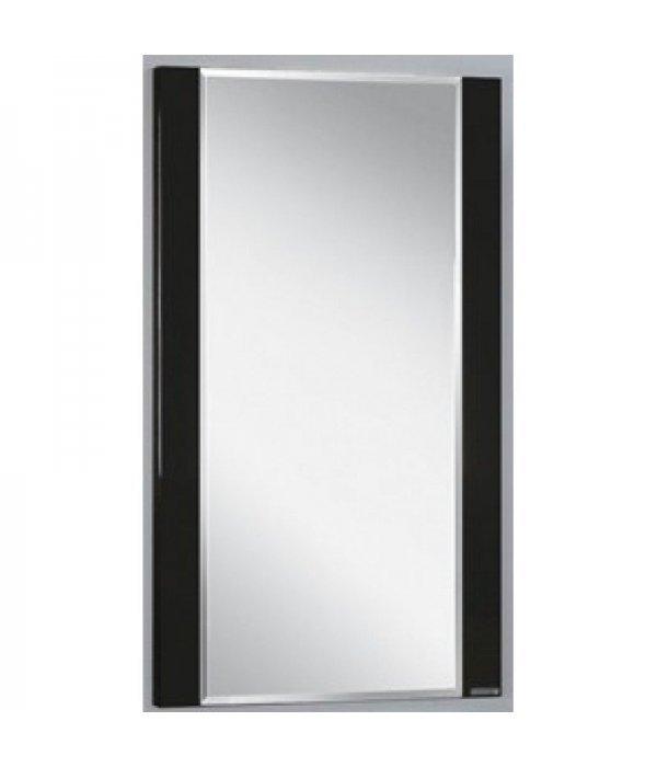 Зеркало для ванной Акватон Ария 50 черный глянец