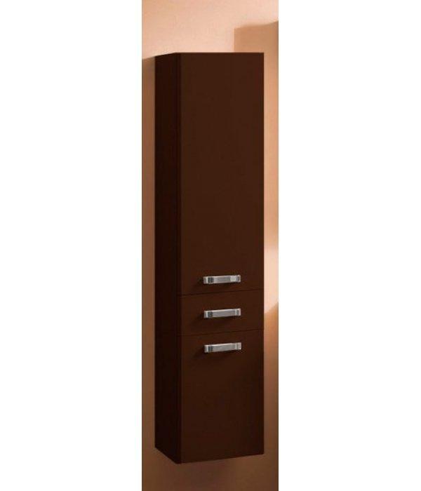Пенал Акватон Америна темно-коричневый