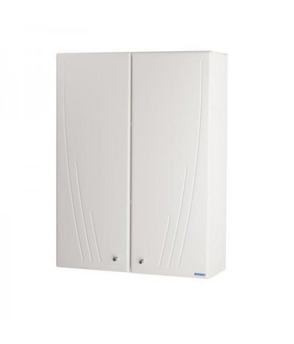 Шкаф подвесной для ванной Акватон Минима 60 двустворчатый
