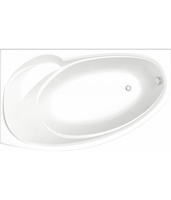 Акриловая ванна Bas Фэнтази 150 см L