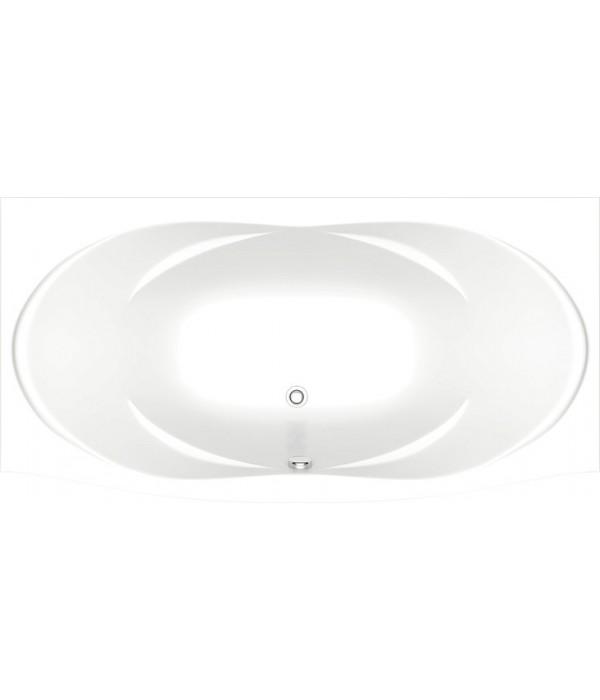 Акриловая ванна Bas Фиеста 194 см