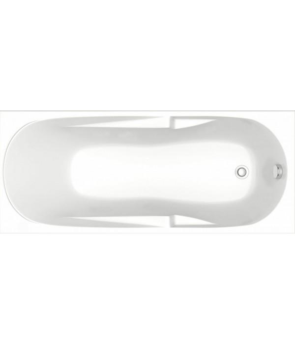Акриловая ванна Bas Мальдива стандарт 160 см
