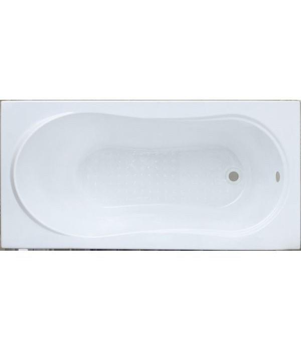 Акриловая ванна Bas Тесса стандарт 140 см