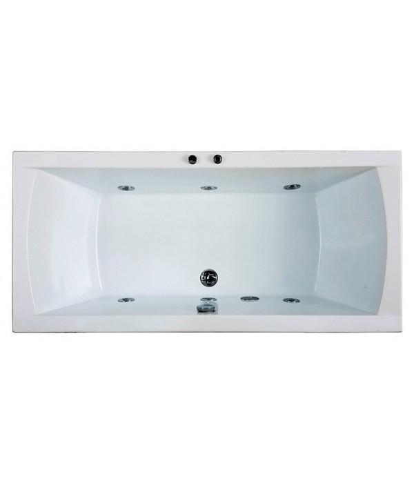 Акриловая ванна Bas Индика 170 см с г/м