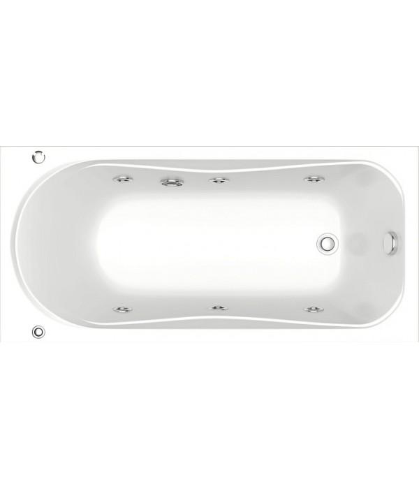 Акриловая ванна Bas Верона 150 см с г/м