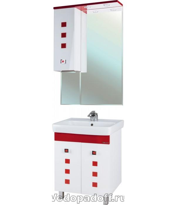 Комплект мебели Bellezza Натали 60, красный