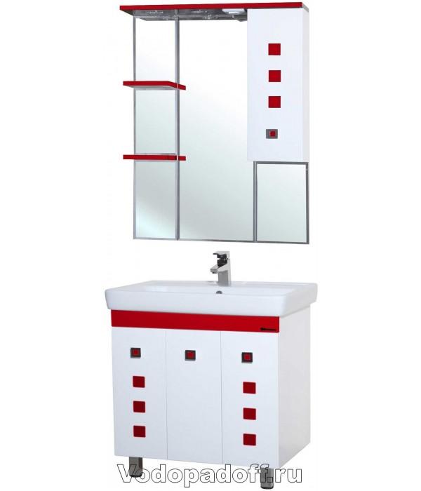Комплект мебели Bellezza Натали 70, красный