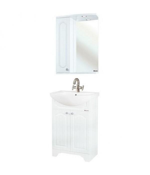 Комплект мебели Bellezza Камелия 55, белый