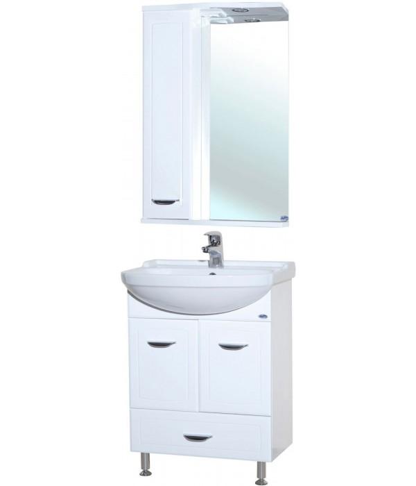 Комплект мебели Bellezza Классик 60 с нижним ящиком