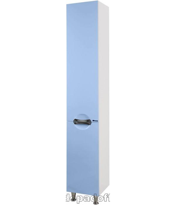 Пенал Bellezza Лагуна 35, голубой