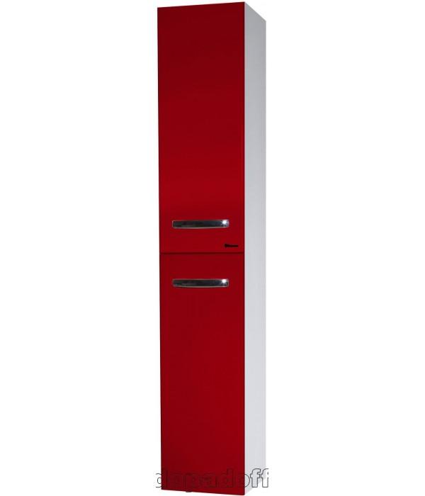 Пенал Bellezza Рокко 35 подвесной, красный
