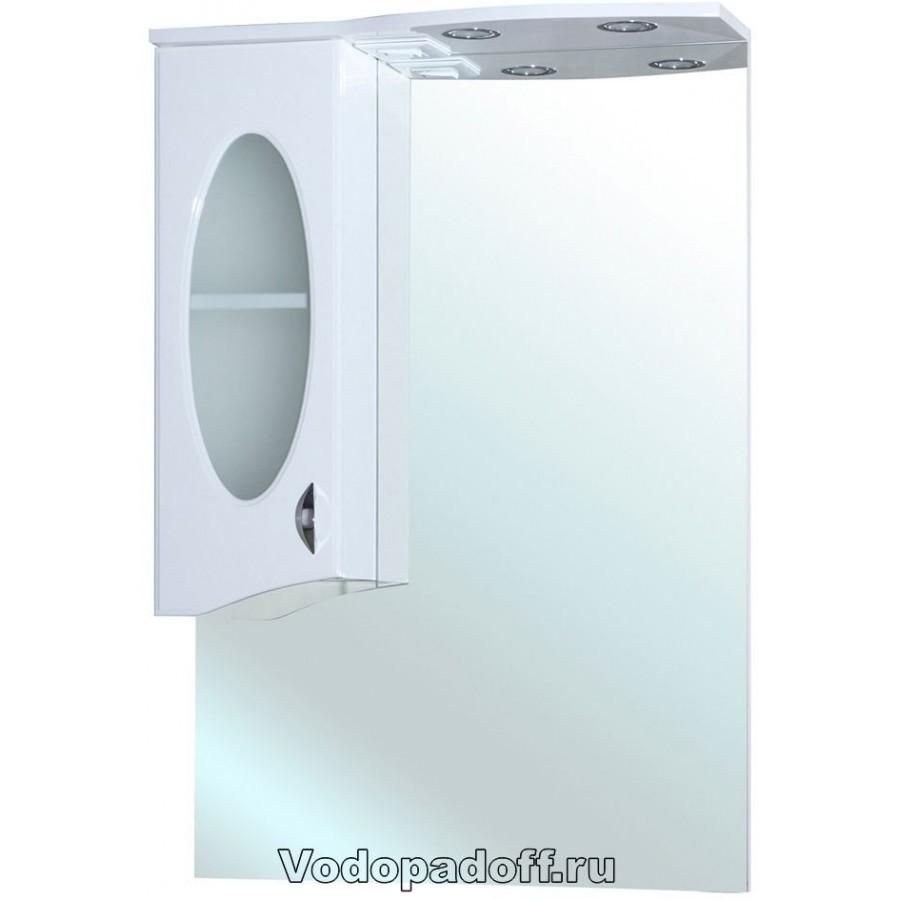 Зеркало-шкаф Bellezza Агата 65